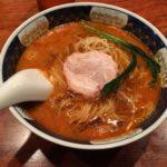【銀座・有楽町】担々麺 橋悟(はしご)は後からジワジワ ハマる