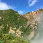 【那須登山】那須岳〜峰の茶屋跡〜牛ヶ首。ガスってても山頂は晴れ!