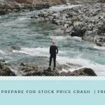 セミリタイア後に株価暴落・減配が起きたらどうする?準備と対処法