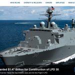 【HII銘柄分析】ハンティントン・インガルス・インダストリーズ、米海軍の原子力空母を設計建造する唯一の企業