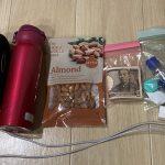 荷物を少なくして快適に旅行するための荷物10選【男性編】