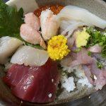 【小田原グルメ】魚虎。海鮮丼のイメージが一新された絶品!